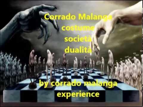 Corrado Malanga  - costume società dualità - 07 -2015