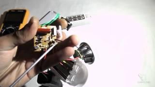 Светодиодные фонари - обзор(Подробный обзор конструкций светодиодных фонариков. Разборка, принцип работы, схемотехника., 2014-03-21T13:08:46.000Z)