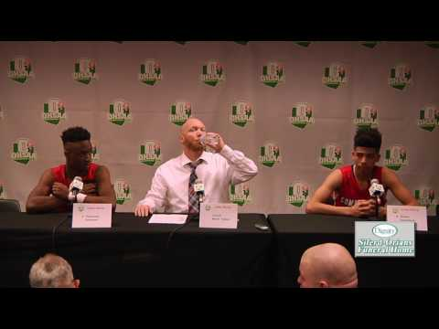 Perry vs  Wellington - State semifinals   Highlights and Press Conference