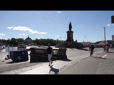 Stockholm - The Capital of Scandinavia - Time lapse