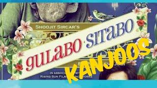 Kanjoos - Gulabo Sitabo movie song (2020) [ Mika singh ]