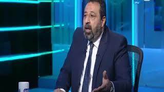 نمبر وان | لحظة فرحة مجدي عبدالغني بهدف محمد صلاح في كأس العالم 2018