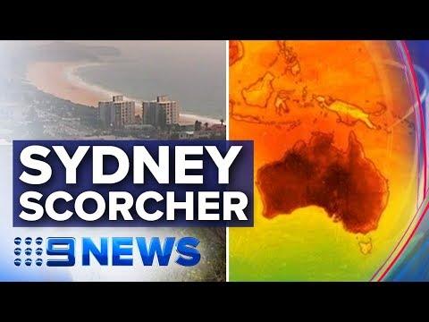 Wild southerly ends Sydney's extreme heat | Nine News Australia