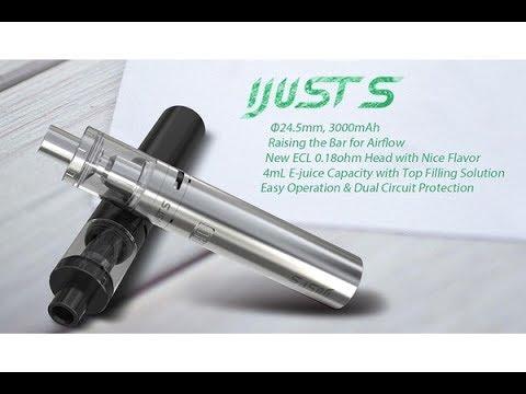 Не работает электронная сигарета iJust S. Ремонт. Не реагирует на кнопку. Залита жижкой