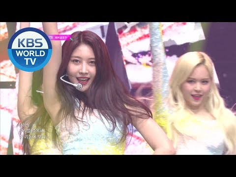 EVERGLOW - SALUTE [Music Bank / 2020.02.07]