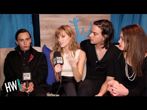 It Follows' Cast Interview - SUNDANCE 2015