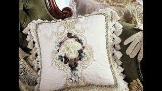 Декоративные диванные подушки Идеи для вашего дома