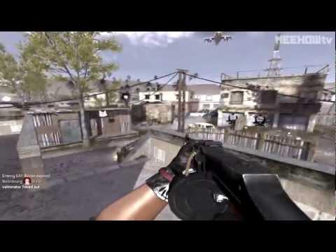 Call Of Duty 4 - Team Deathmatch - Hardcore - Final Score 150-17