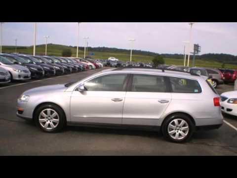 2007 Volkswagen Passat Wagon Rochester MN Winona, MN #AS13573 - SOLD
