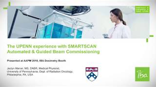 The UPENN experience with SMARTSCAN™