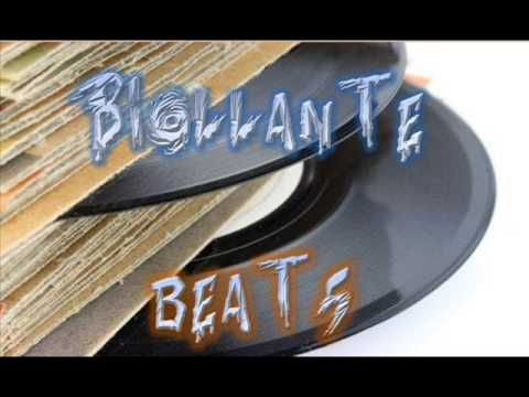 NEW AGE HIP HOP  INSTRUMENTAL: MAN WITH IRON FIST- BIOLLANTEBEATS