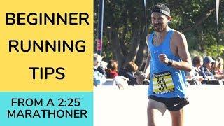 BEGINNER RUNNING TIPS - My Top 5 Tips To Help You Become A Better Runner - Ben Parkes