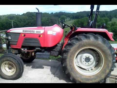 Mahindra 6000 ke Issues - YouTube on
