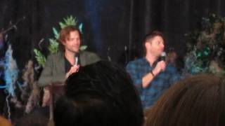 J2 Afternoon Panel- SPNNJ 2016 Part 1
