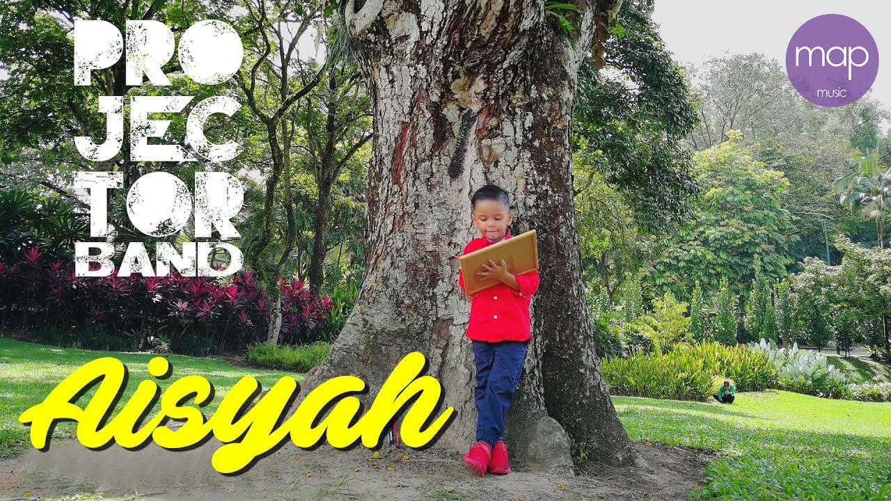 Projector Band - Aisyah (Official Lirik Video) (a.k.a Satu Dua Tiga Cinta Kamu)