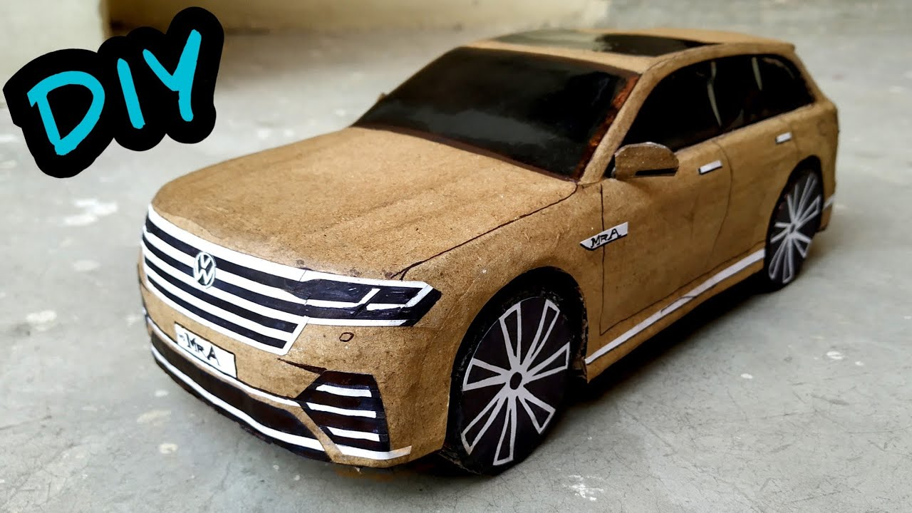 how to make rc toy car
