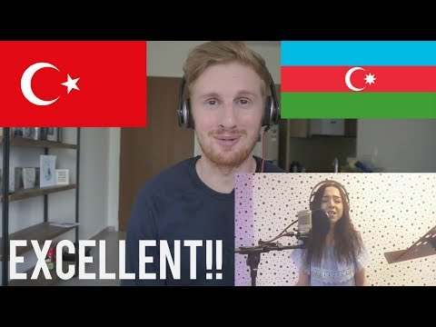 Hesret negmesi (cover) - Nigar Muharrem // TURKISH/AZERBAIJAN MUSIC REACTION