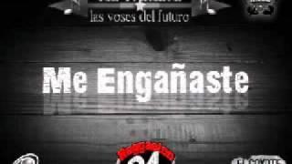 Sin Conexion - Me engañaste  ( Las voses del futuro) reggaeton romantico