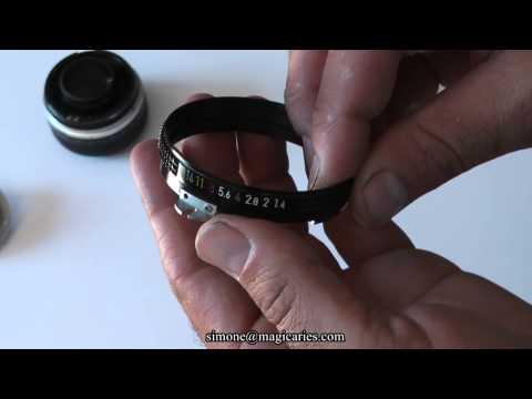 Modifica Vecchia ottica Nikon pre-ai in Ai
