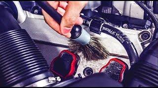 FULL AUDI A7 ENGINE DETAIL + HAIRCUT TRANSFORMATIONS !