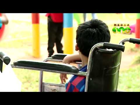 Study tour conducted for disabled kids