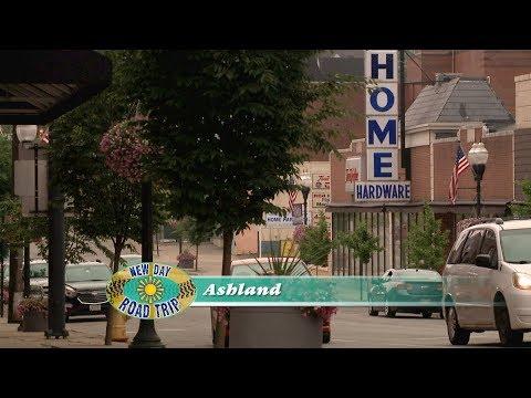 Ashland Road Trip