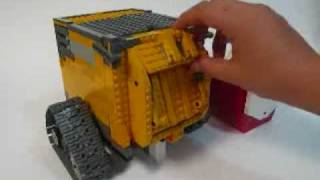 LEGO Transformable WALL E