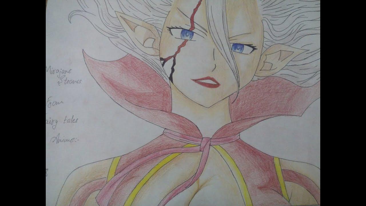 How To Draw Mirajane Strauss Satan Soul Fairy Tail Youtube Gosh i'm feeling so bad,my life suck. how to draw mirajane strauss satan soul fairy tail