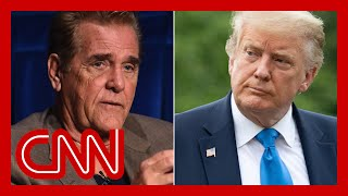 Trump spreads conspiracy from ex-game show host Chuck Woolery