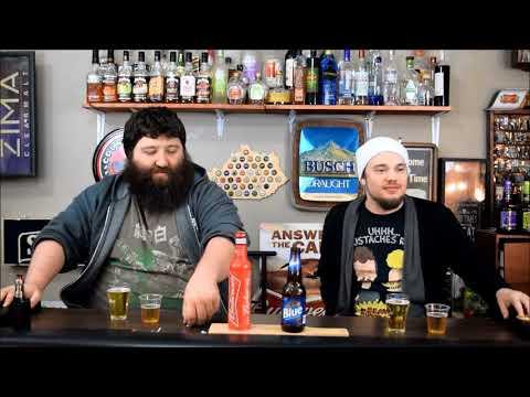 Head to Head: Labatt Blue Vs. Budweiser!