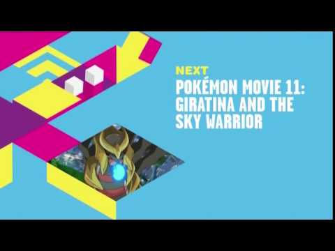 Boomerang - NEXT Bumper - Pokemon Movie 11: Giratina and the Sky Warrior