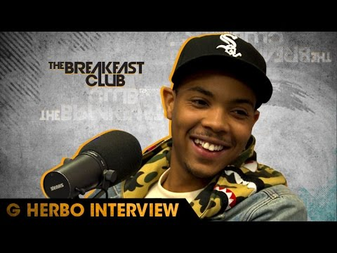 G Herbo On Violence In Chicago, Dropping New Music and Leaving The Street Life