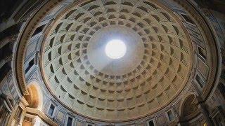 The Pantheon -  Ancient Roman Temple