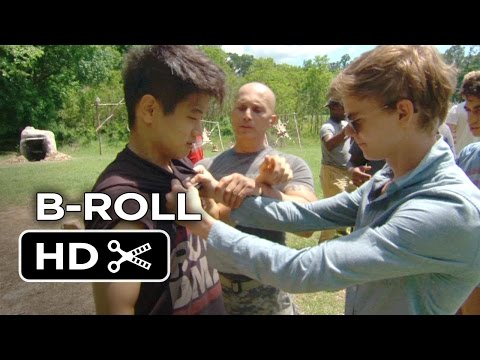 The Maze Runner Movie B-ROLL 1 (2014) - Dylan O'Brien Movie HD