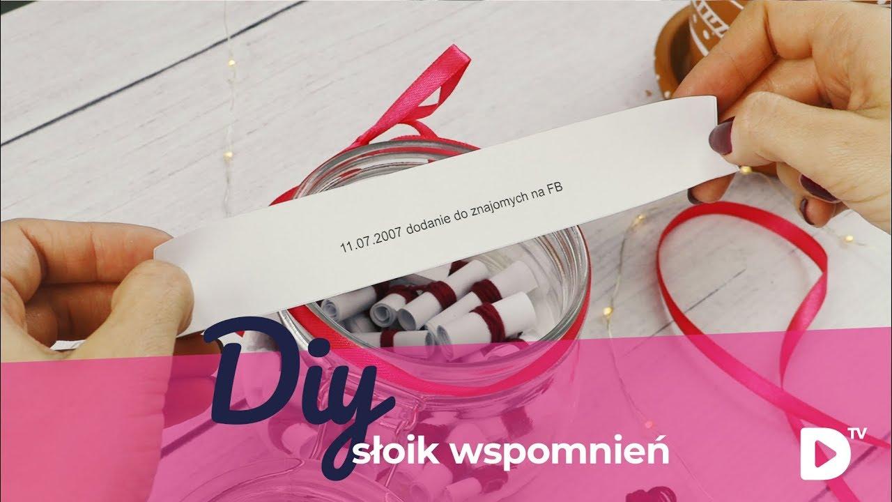 Pomysł na prezent? Memory Jar – słoik wspomnień ! | DOMODI TV