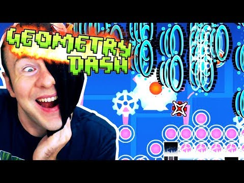 IMPOSSIBLE LEVELS?! ~ Geometry Dash INSANE EVW Challenges (Fanmade levels)