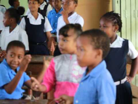 Overland, Saint Vincent and the Grenadines