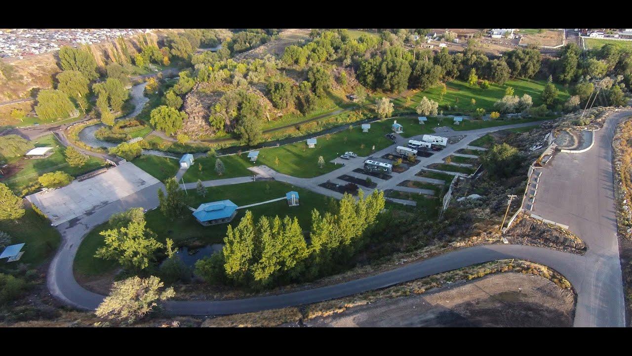 Rock Creek Rv Park Twin Falls Idaho Youtube