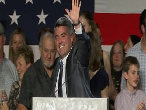 Cory Gardner Claims Victory in Colorado Race