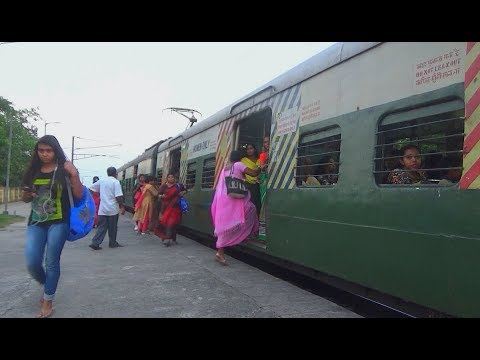 Katwa-Howrah Local || EMU || Eastern Railway || Indian Railway