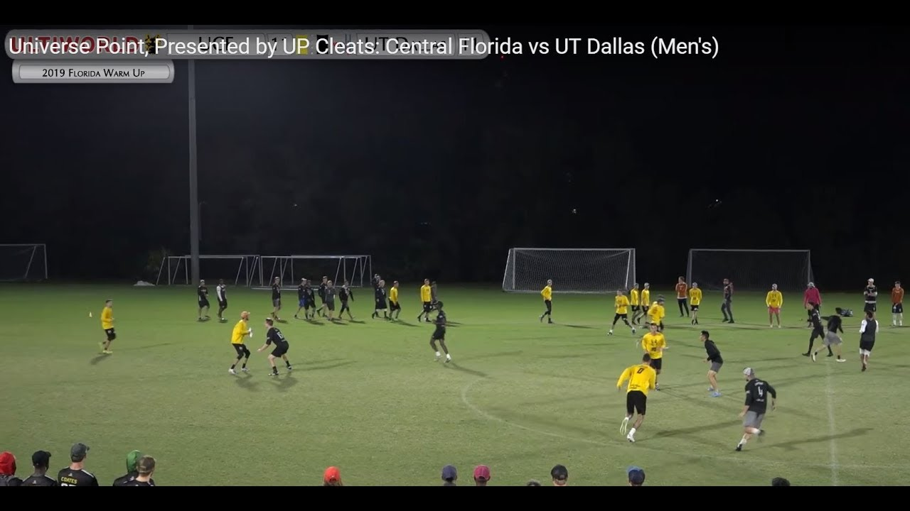 Universe Point, Presented by UP Cleats: Central Florida vs  UT