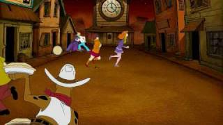 Scooby Doo: Showdown In Ghost Town walkthrough part 2: Fred & Daphne Are Madly In Love