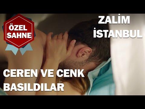 Cenk Ve Ceren Şeniz'e Basıldılar! - Özel Klip