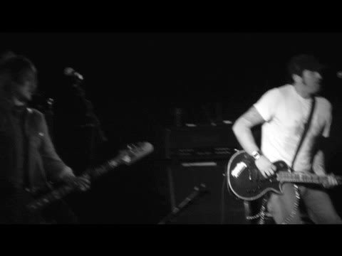 The Black Mollys - Complaining (live)