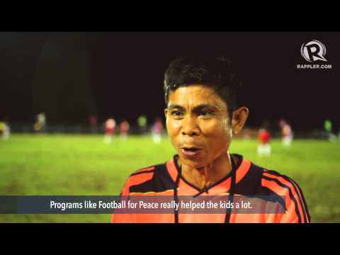 ARMM boys learn to dream through football | Palaro 2015