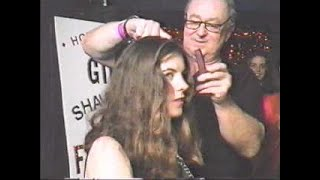 HAIRCUT.NET AMANDA'S BAR ROOM HAIRCUT AT THE EMPIRE CLUB  DVD 87-88 JOIN US