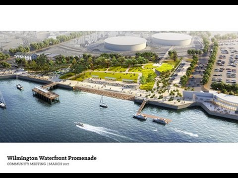 Port of Los Angeles Hosts Public Meeting on Wilmington Waterfront Promenade