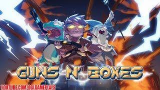 Guns N Boxes Gameplay (PC/Steam)
