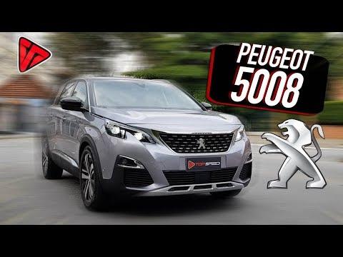Avaliação Peugeot 5008 (2018)   Top Speed