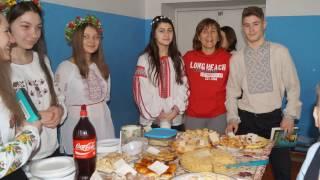 масляна в Новодолинські школі